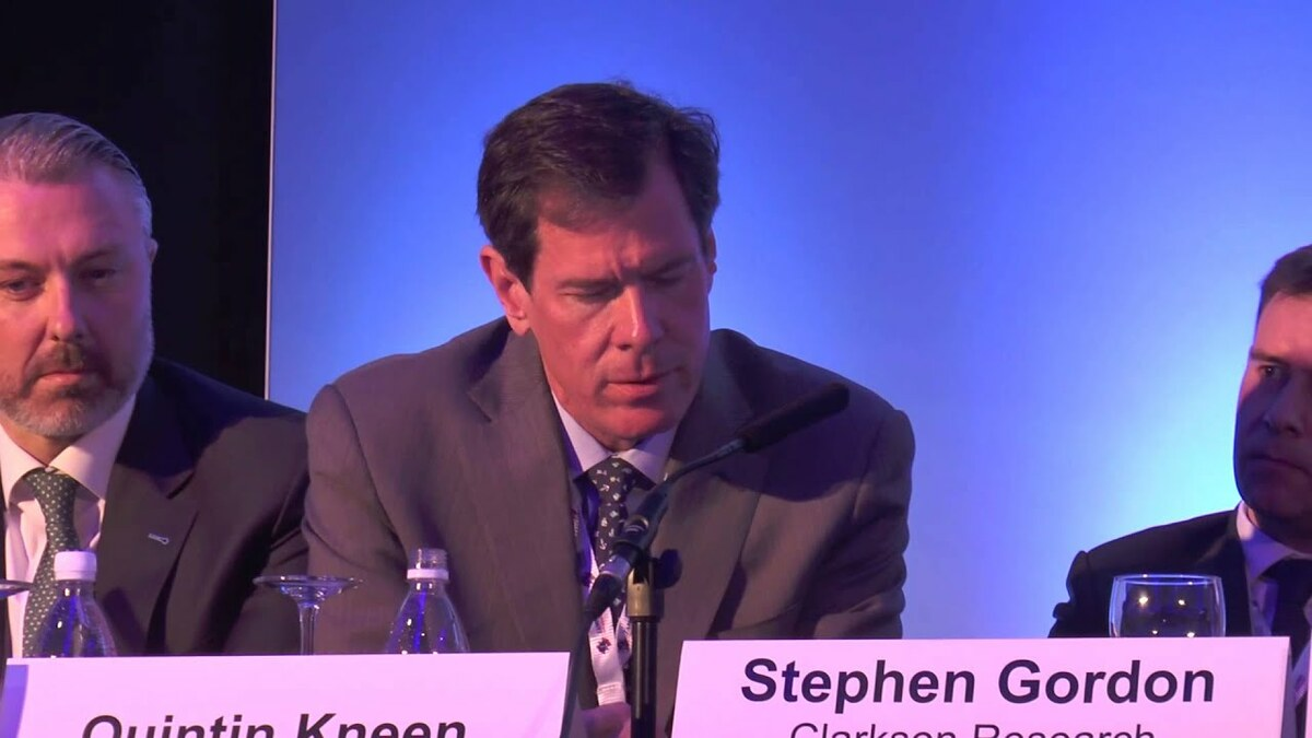 Quintin Kneen (Tidewater): Last year's merger created opportunities to realise synergies