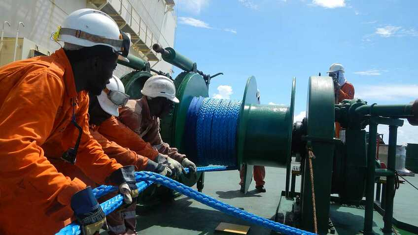 Seafarers may not be able to spot issues related to fibre choice during operations (credit: DSM)