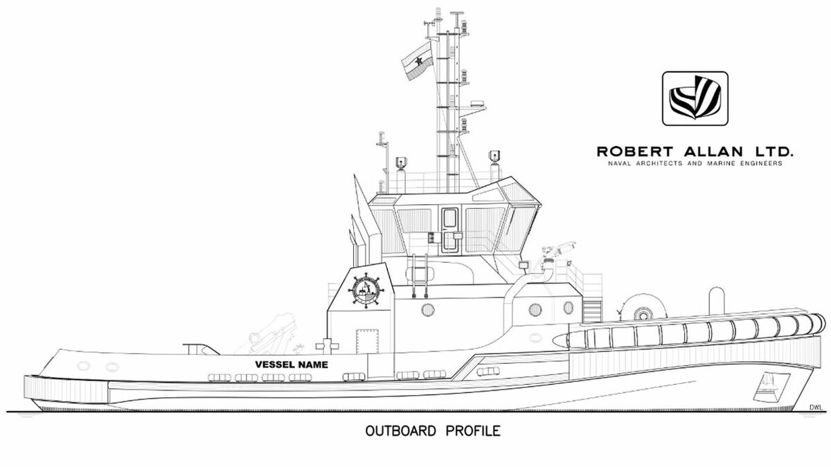 Five Cummins engines on every tug