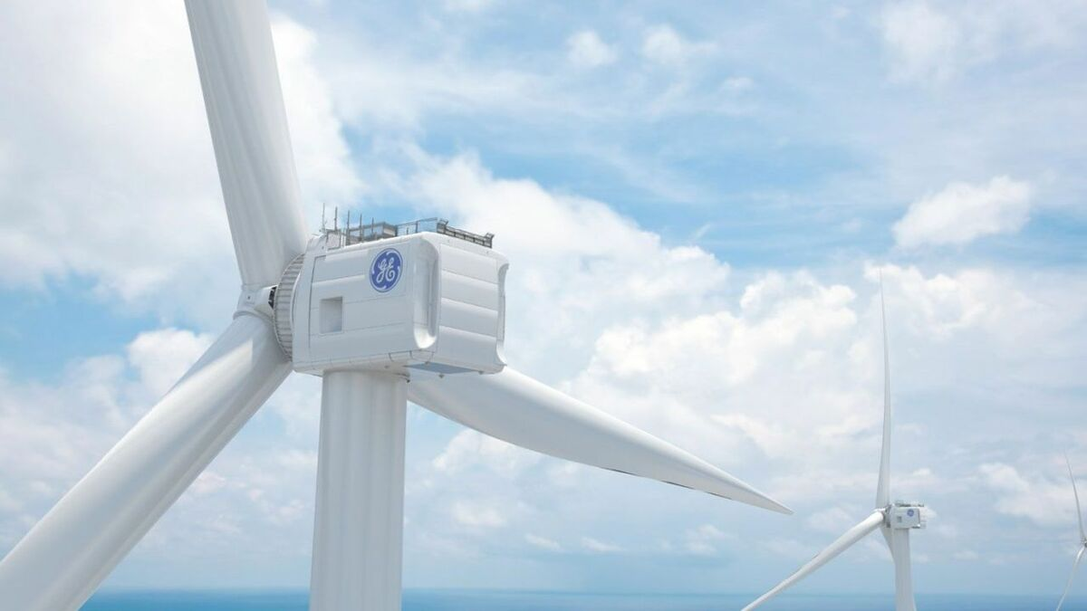 Ørsted to pioneer deployment of GE's next-generation turbine