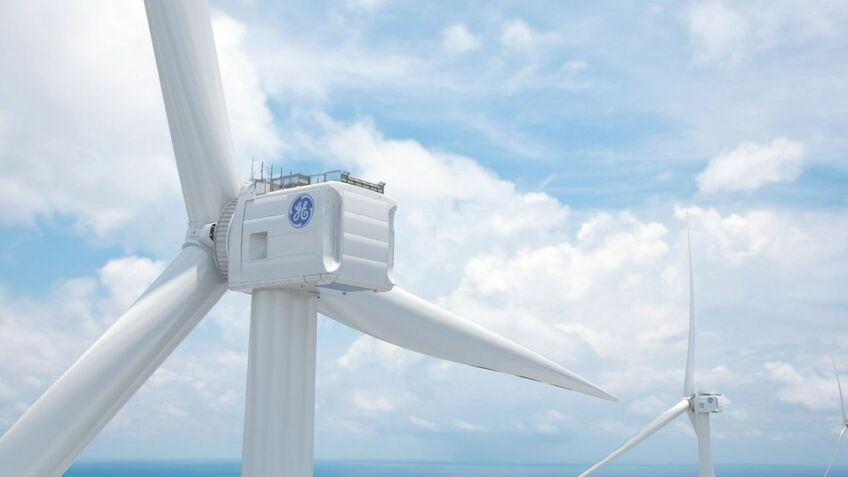 Ørsted is to use GE's 12-MW turbine on two US projects