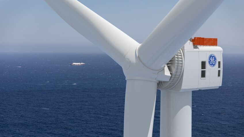 GE Renewable Energy's massive Haliade-X helped SSE and Equinor win the CfD