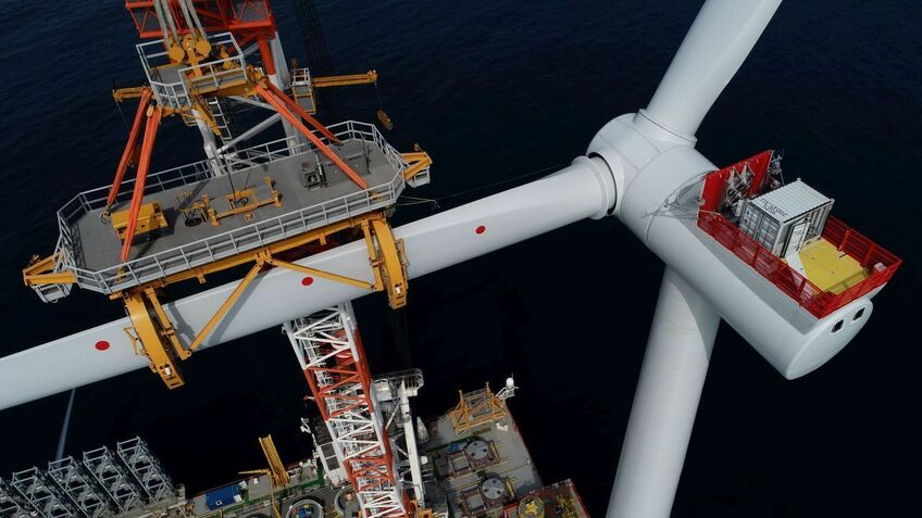 The UK is to build more than 5 GW of offshore wind at record low prices