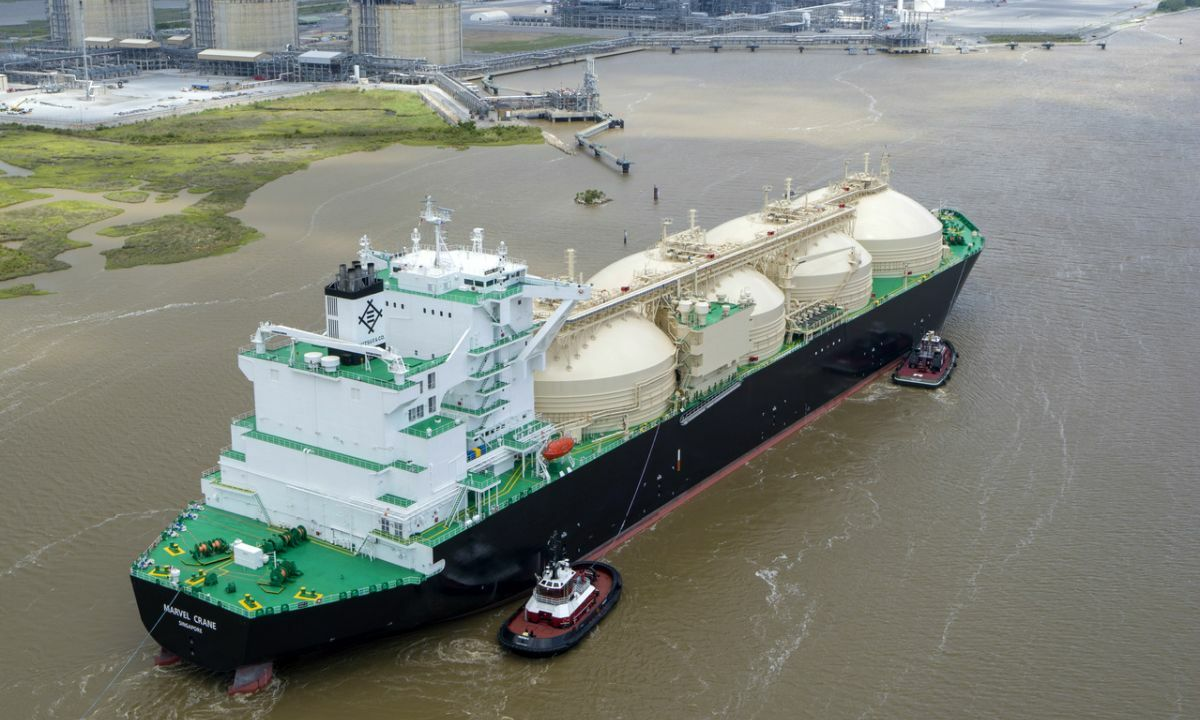 Japan's energy security strategy drives LNG carrier innovation