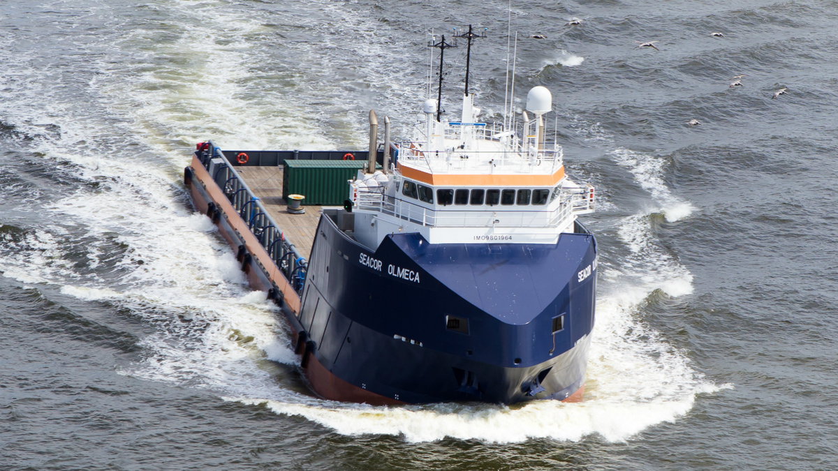 Recommendations ease US-flag OSV's use in response efforts