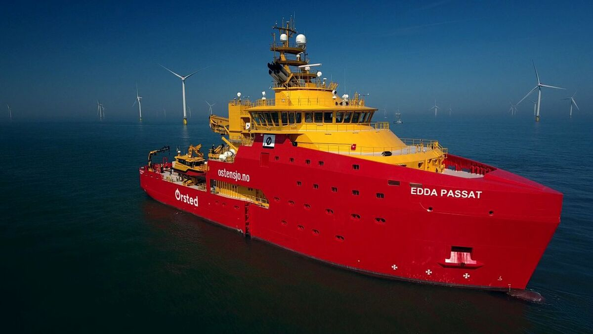 Østensjø and Foss Maritime target US offshore wind market