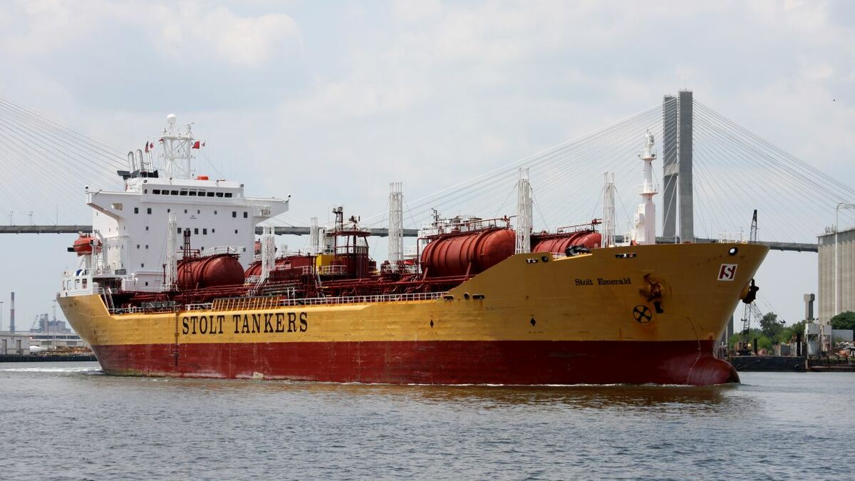 Recovery signalled in the chemical tanker market