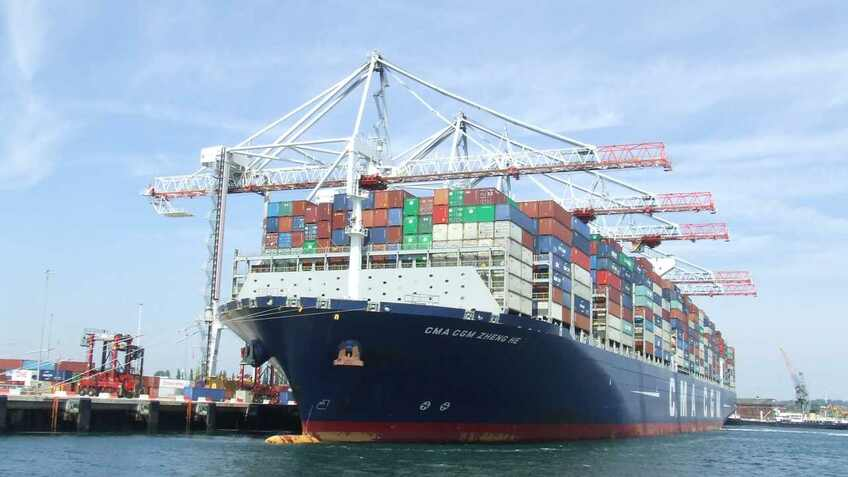 EU says container lines can form consortia for another four years