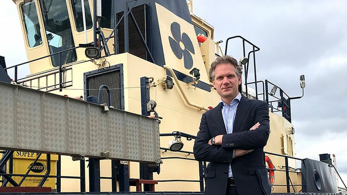 "Arjen van Dijk (Svitzer): ""That is our main challenge and mission in the Americas"""