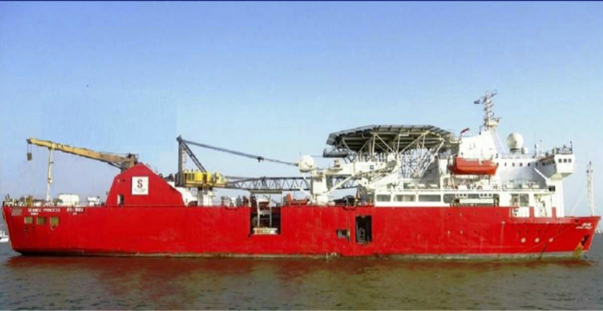 Rejuvenated in drydock, dive support vessel chartered for India offshore
