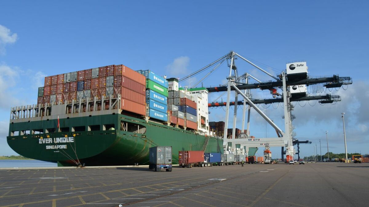 Evergreen to boost cargo handling across new series of box ships