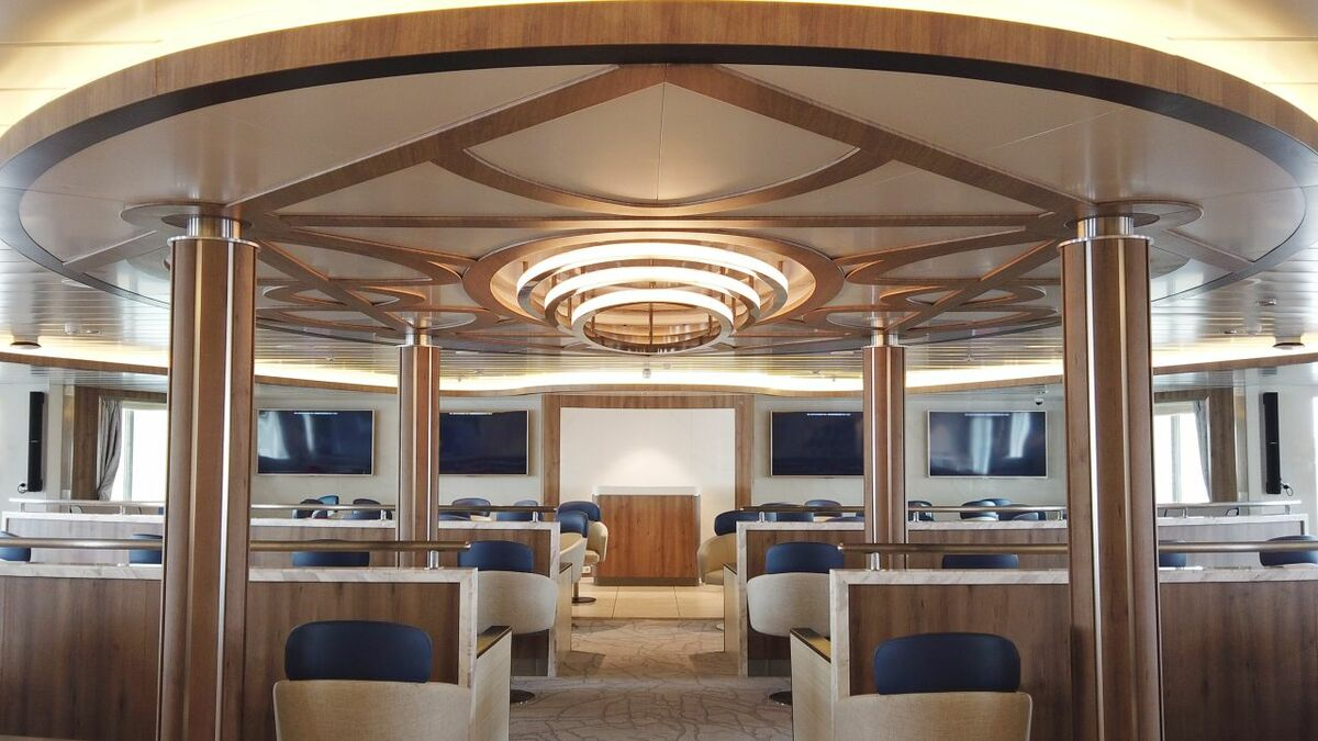 Leading the way in Chinese cruise ship design