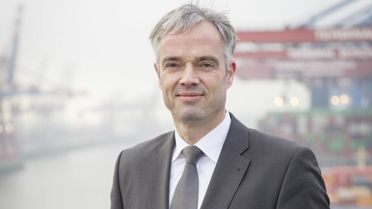 Helge Bartels (Schulte Group): Telemetry plays a key role in improving vessel performance