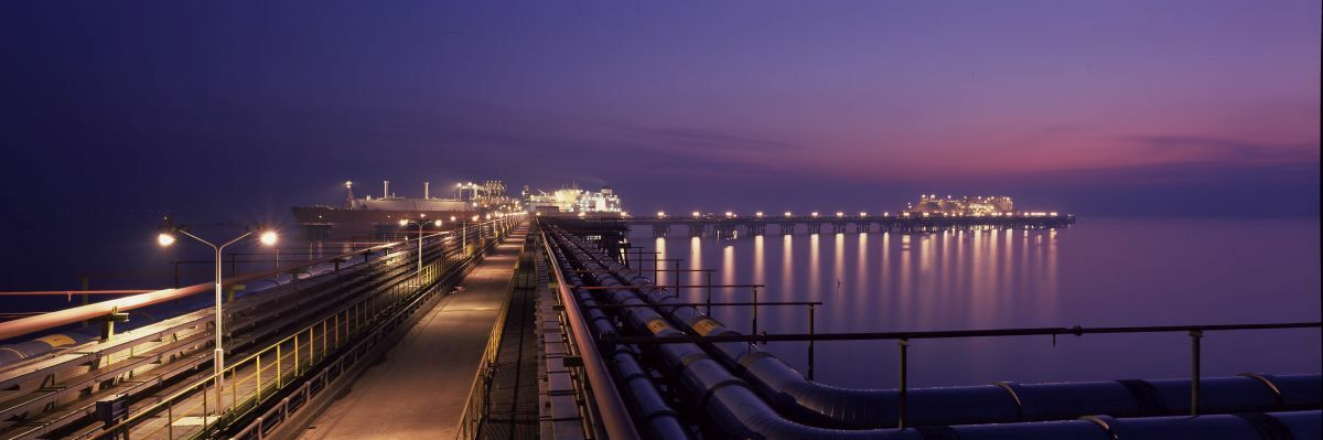 The Incheon LNG import terminal is the world's largest by capacity (image: KOGAS)
