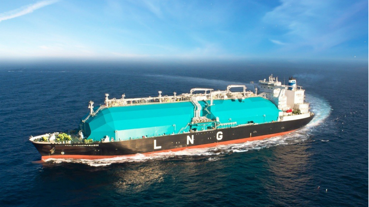 LNG carrier heavyweights ink deal supporting LNG Canada