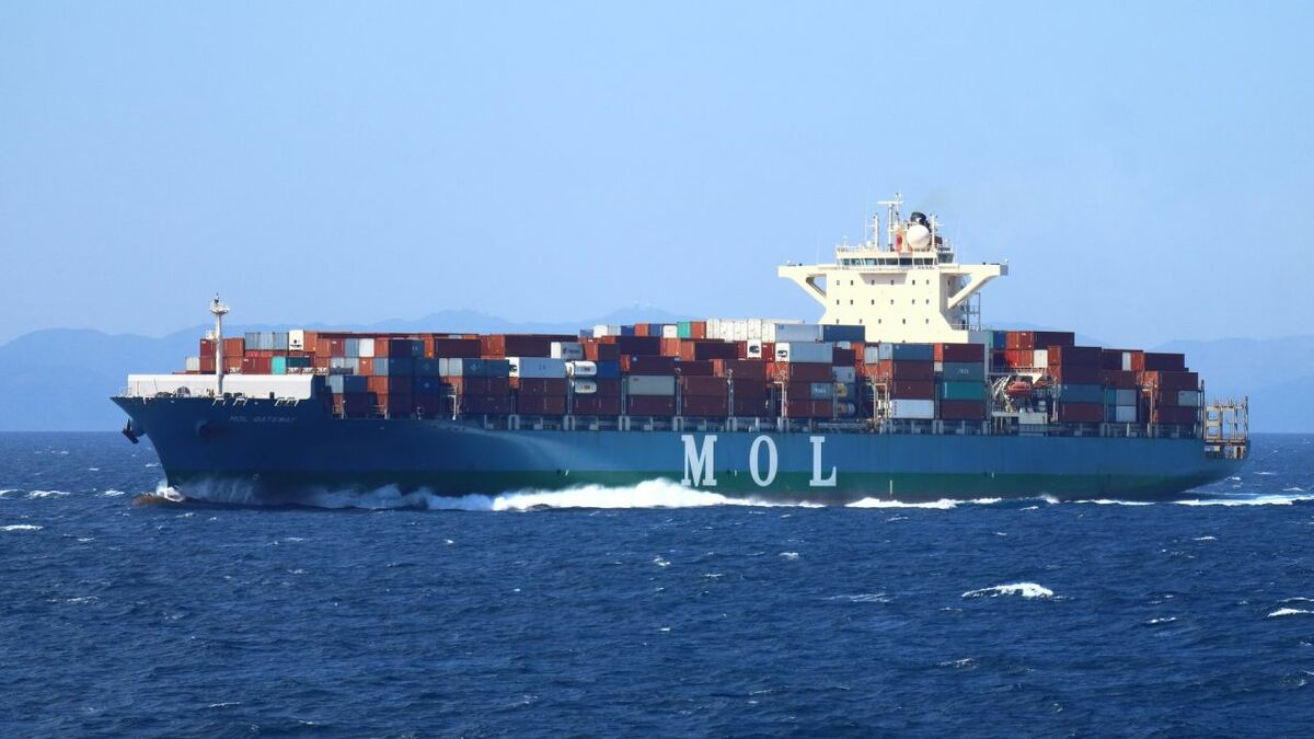 MOL simulated a serious marine incident to test its emergency response (credit: Flickr/Ezek)