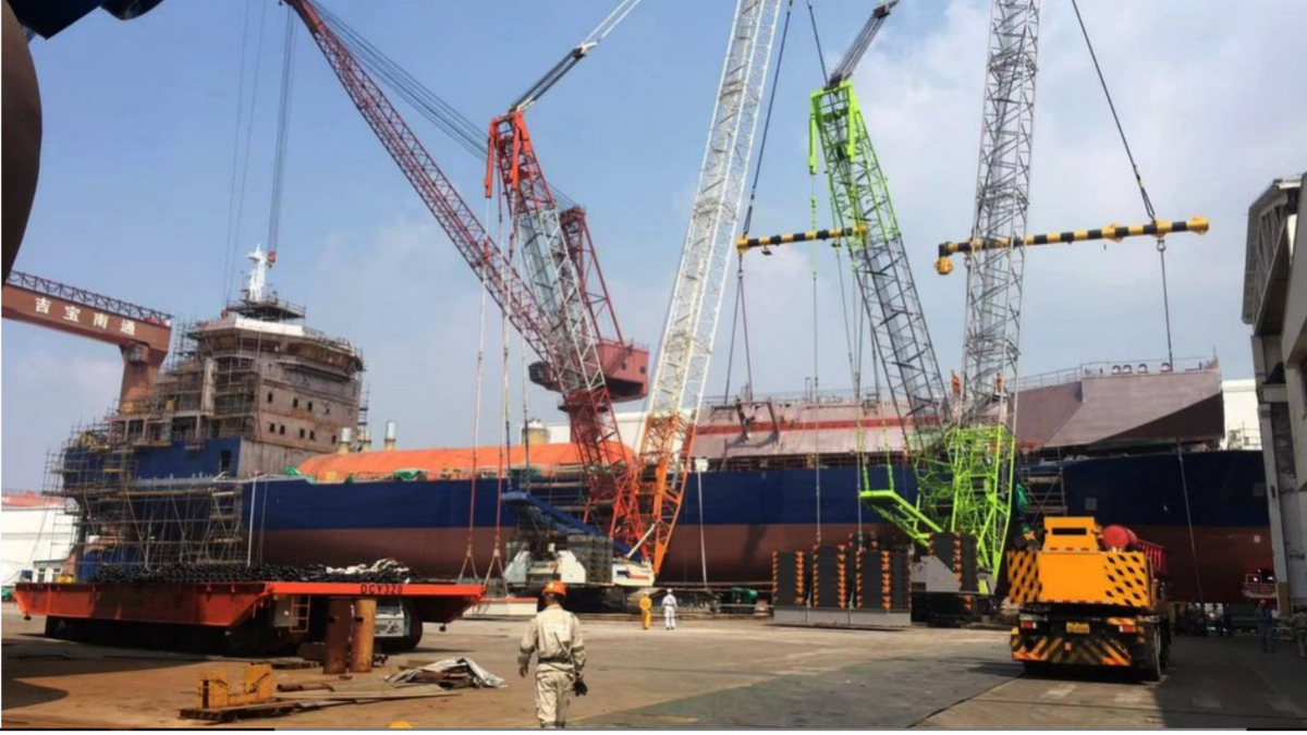 Newbuild time charter advances Malaysia's LNG bunkering ambitions