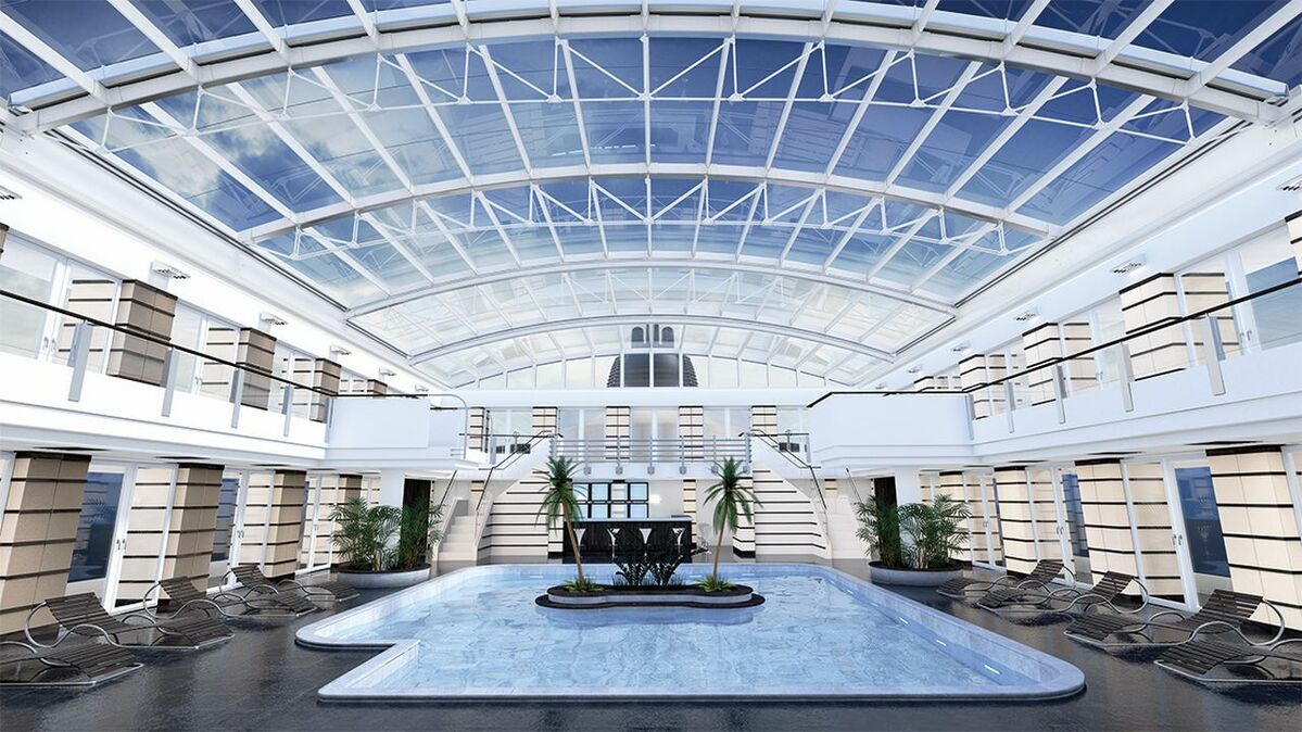 Brombach + Gess' Panorama glass sliding roof gives a 43% weight saving compared to an aluminium roof