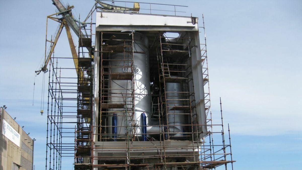 Scrubber retrofits creating volatility in tanker fleet supply