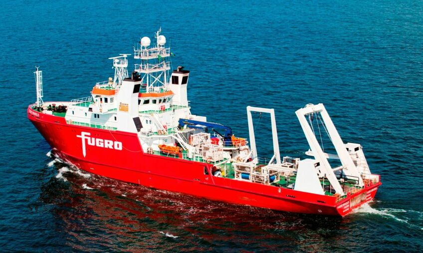 Fugro has completed several high-resolution geophysical surveys for deepwater blocks