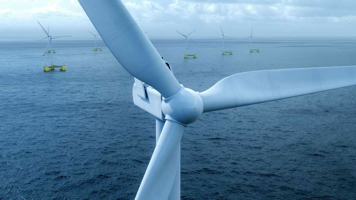 Aker Solutions and EDP Renewables to develop floating windfarm offshore South Korea