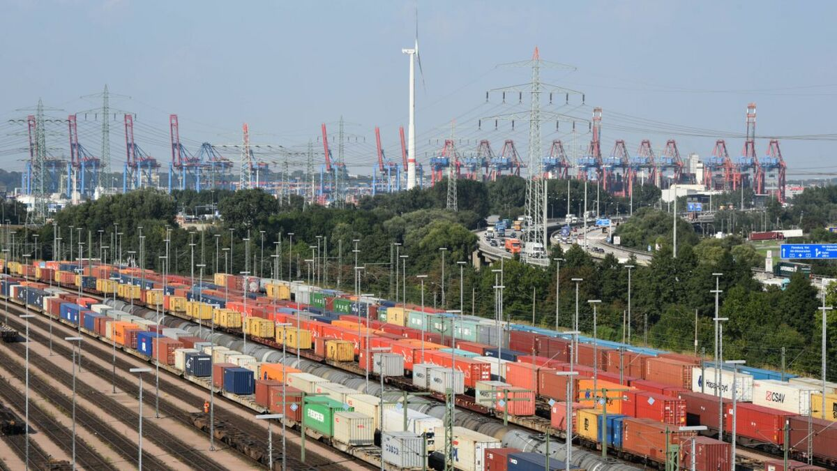 CAx forecasts that high-cube boxes will become scarce in Hamburg, but dry containers will increase