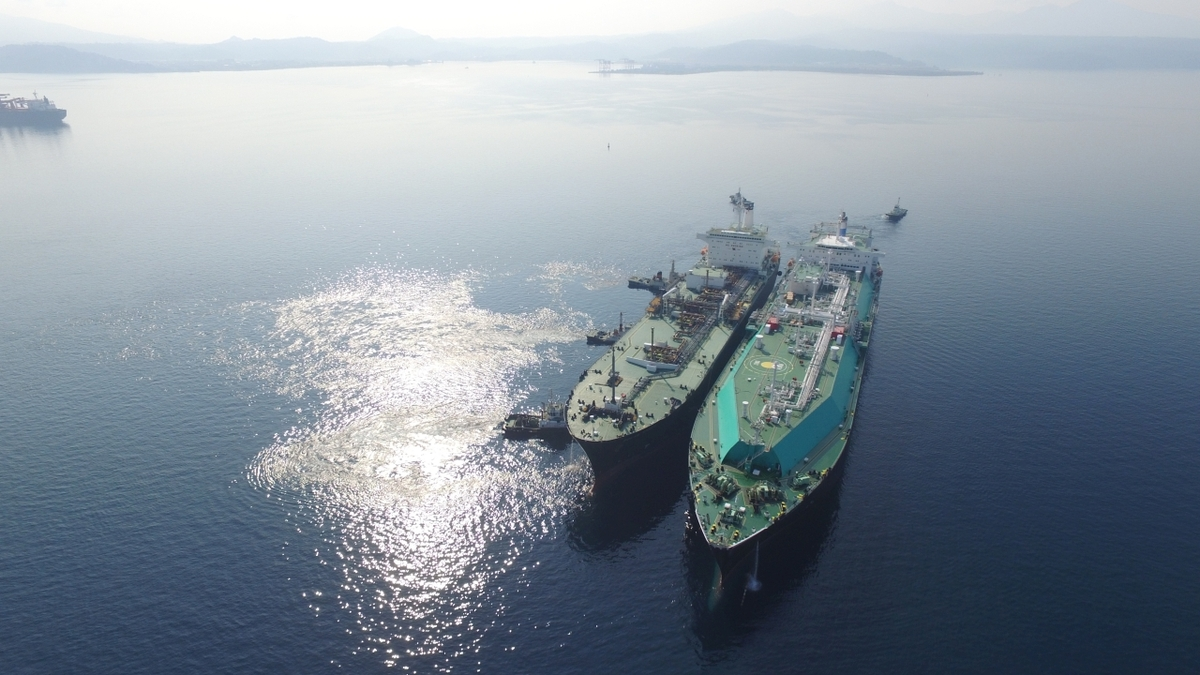 Petronas notches third break-bulk LNG STS transfer, cites increased demand