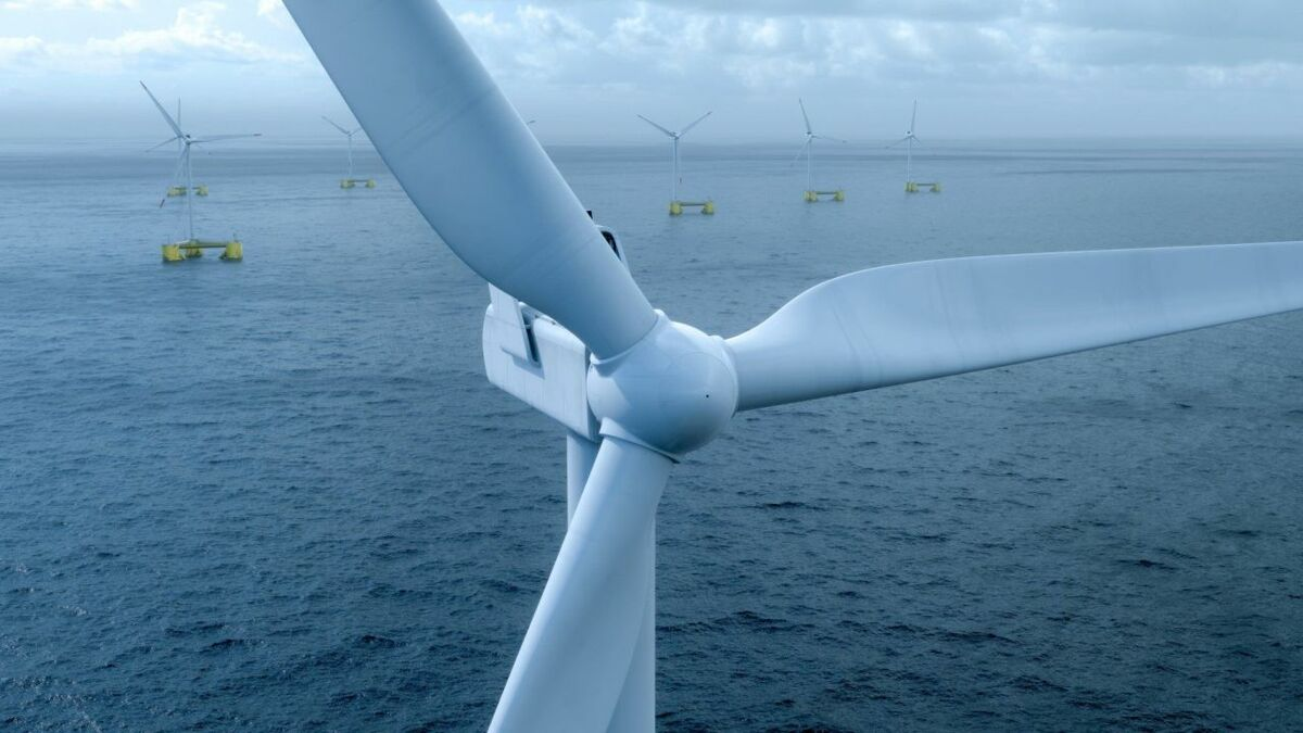 Aker Solutions to steadily renew its portfolio with offshore wind