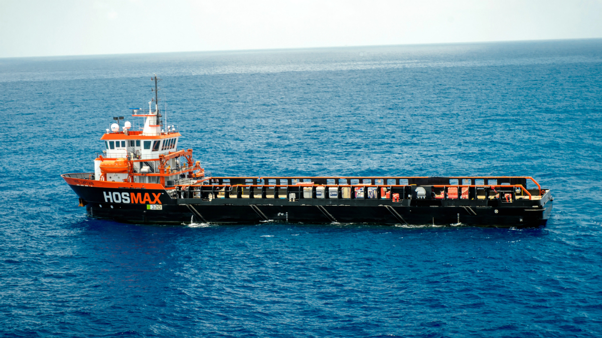 HOS Captain was built by VT Halter Marine under a contract signed in 2011