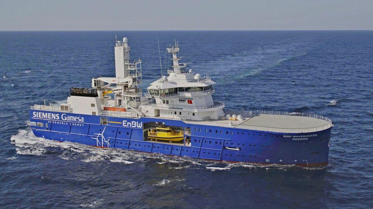 Innovative SOV starts work under novel charter contract