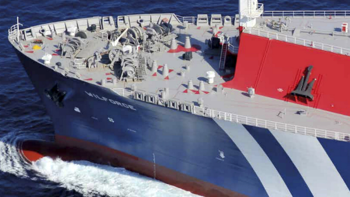 Awilco LNG's WilForce and WilPride both have TFDE propulsion