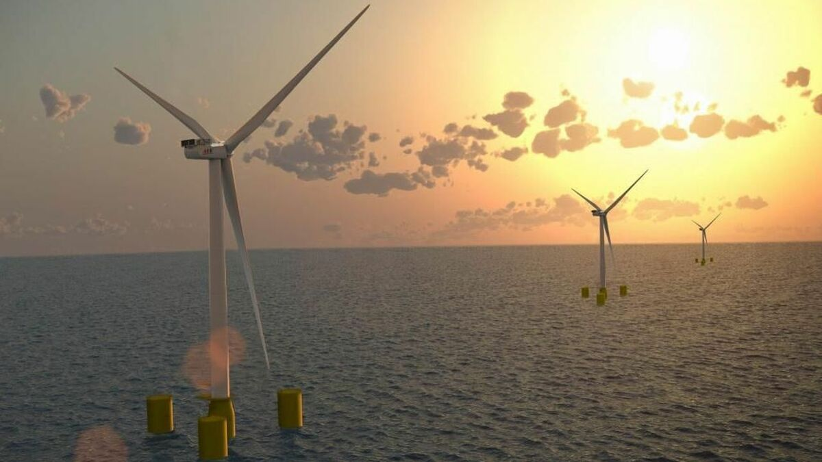 Shell steps further into floating wind development with Eolfi acquisition