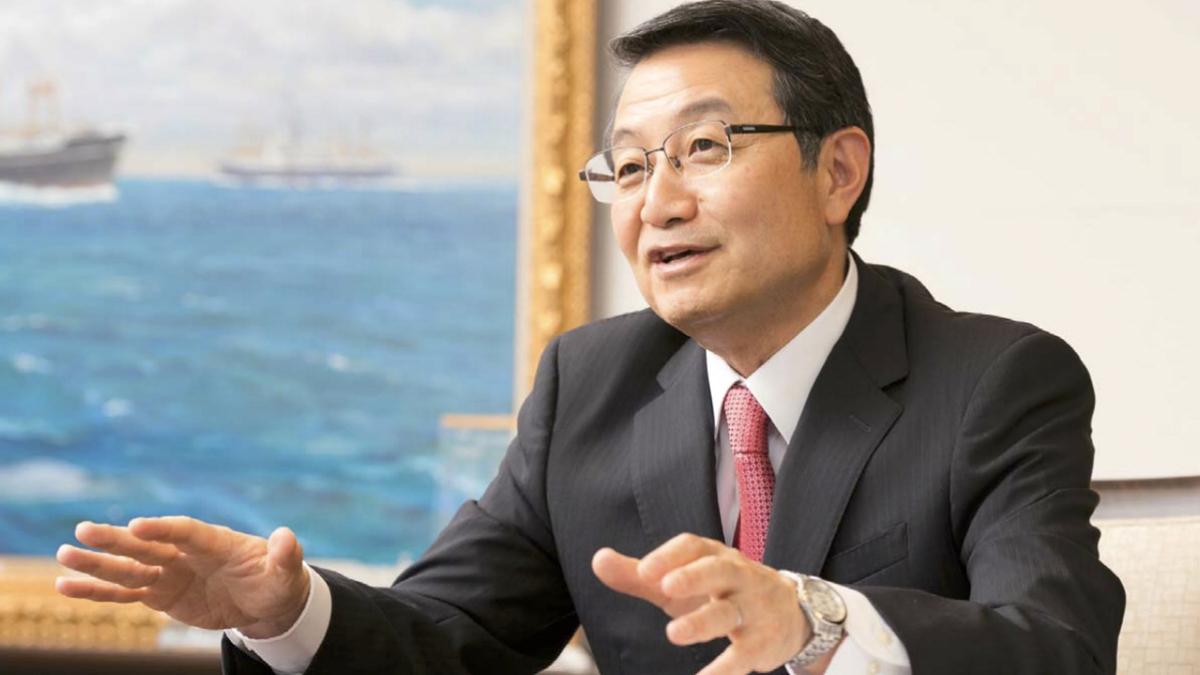 Junichiro Ikeda (MOL): FSRUs are becoming a 'pillar' of MOL's offshore business