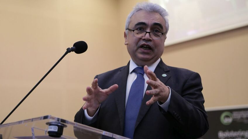 "Fatih Birol: ""offshore wind has massive potential and will play major role in decarbonisation"""