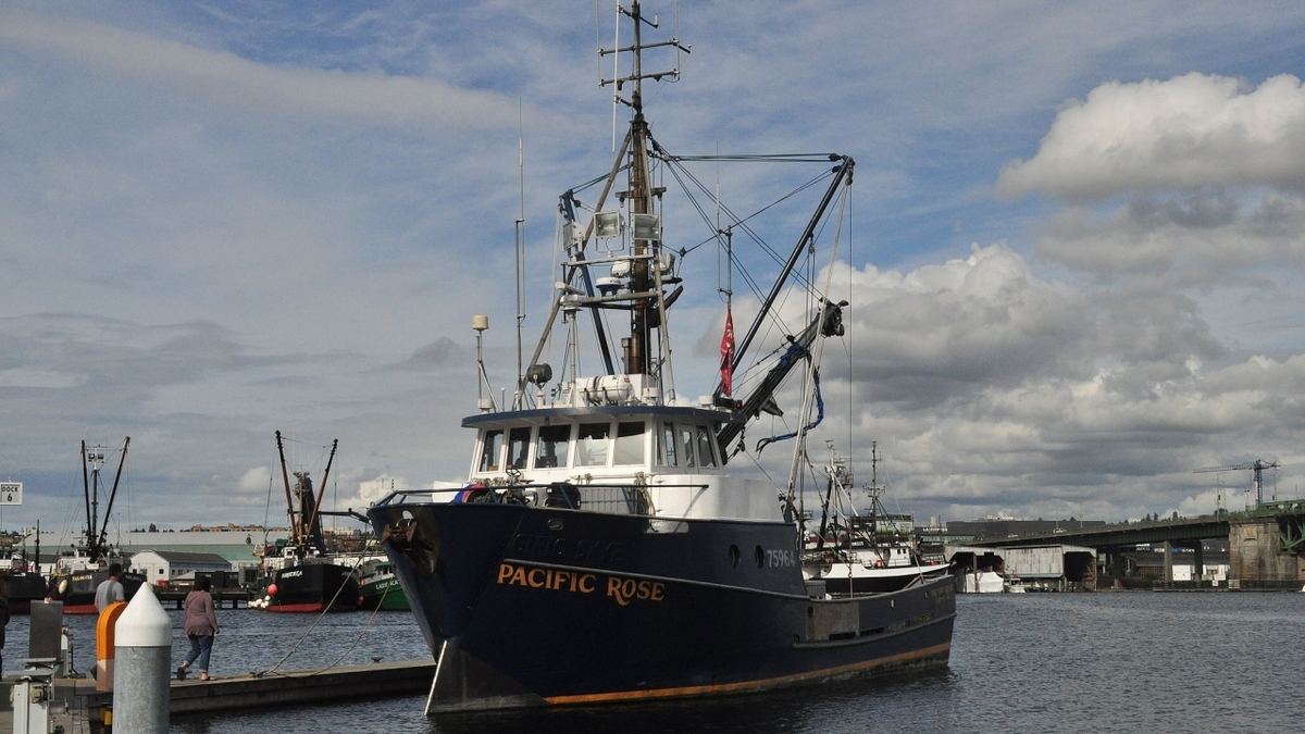 Thuraya expects high demand from the global fishing industry (photo by Joe Mabel)