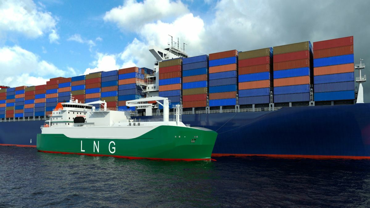 Pavilion Energy and Total will use a 12,000-m3 LNGBV to bunker vessels in Singapore in 2021
