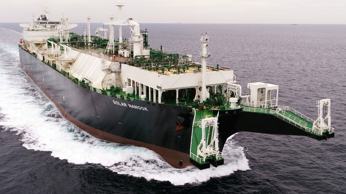 The FSRU Golar Nanook is already in Brazil supporting another LNG-to-power project