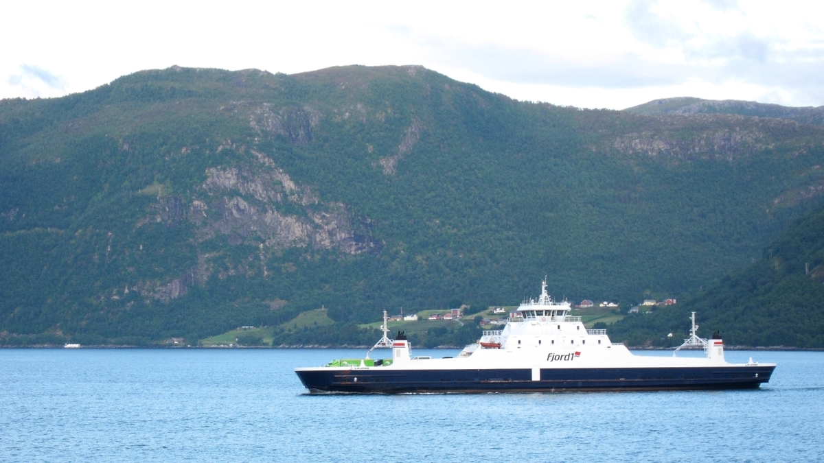 Fjord1 to participate in automated NOx reporting project