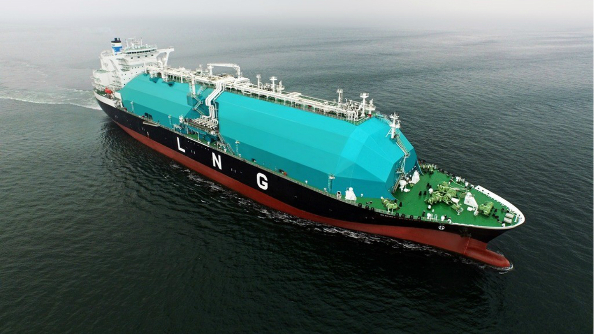 Among its 29 LNG carriers, MISC operates the 150,200-m3 Seri Camellia, built by HHI