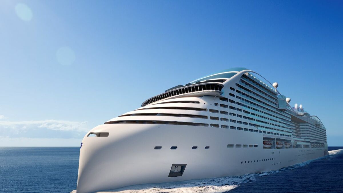MSC Cruises will integrate a new fuel cell technology demonstrator on MSC Europa