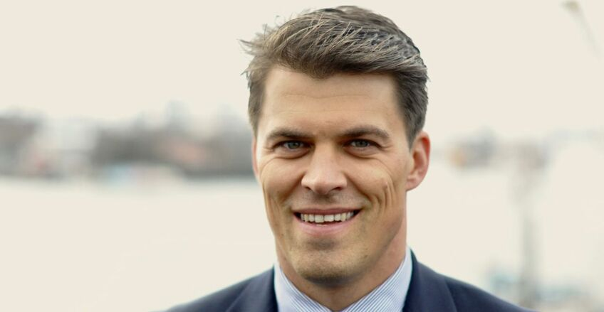 """Mattias Muller: """"we are ideal partners to support offshore wind in the US"""""""