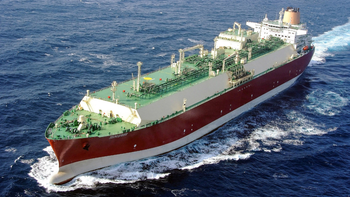 One of the Q-Flex LNG carriers taken under Nakilat management is Mesaimeer