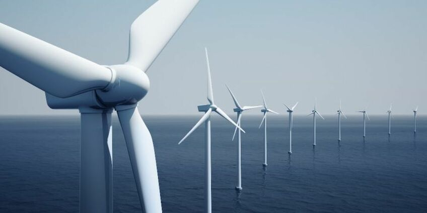 DOE funding has been allocated to developing offshore wind technology in the US