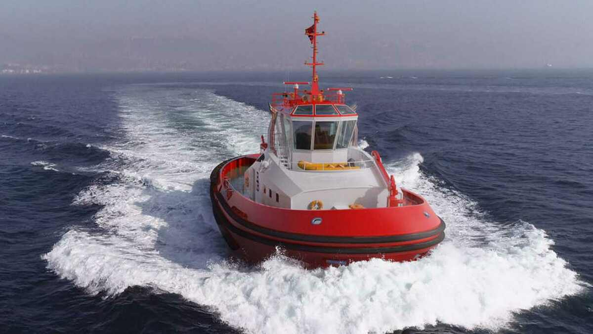 Busker og Berging ordered two tugs with Robert Allan design from Sanmar