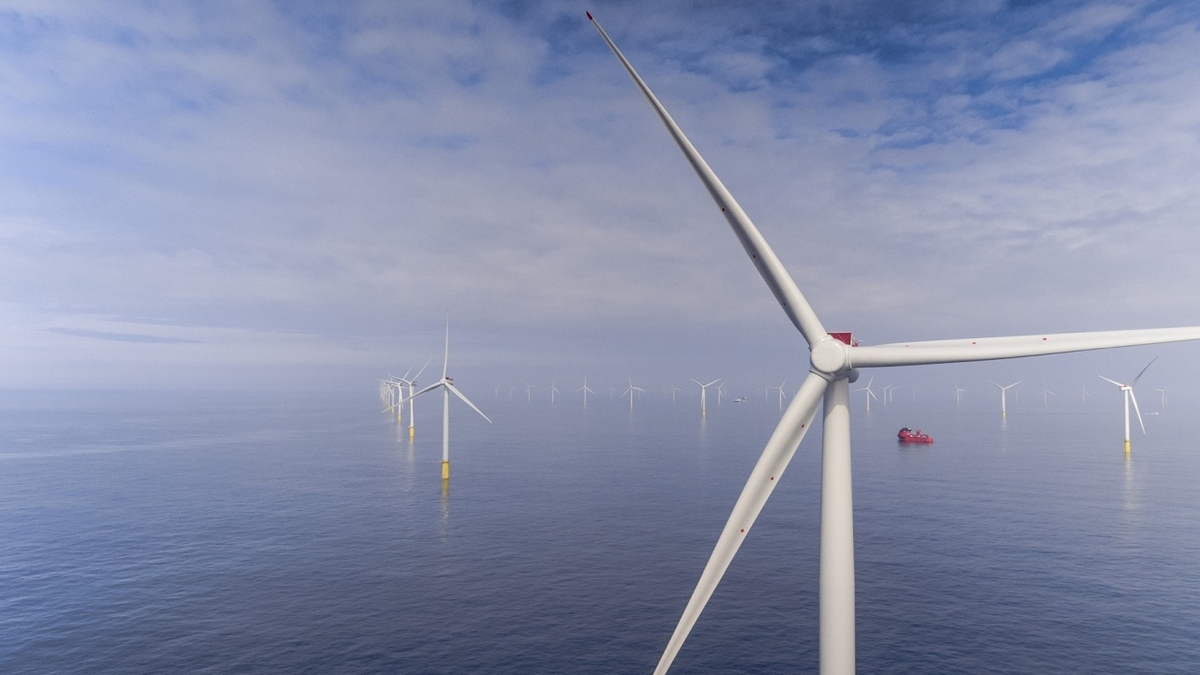 Offshore wind will see huge growth, driven later this decade by floating wind