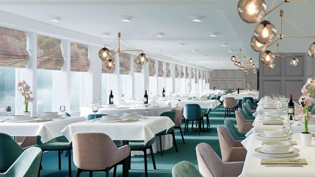 Saga to build boutique river cruise ship