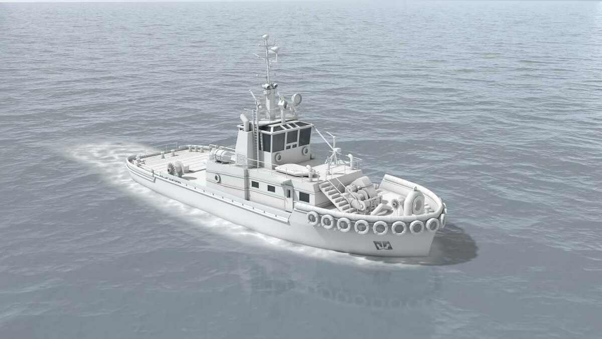 Keppel Smit Towage will operate a remotely-controlled tug in Singapore with ABB technology on board