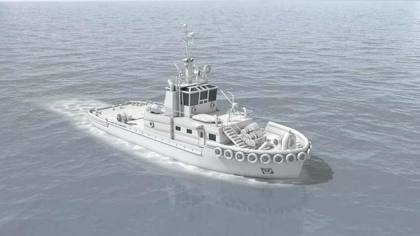 Keppel Smit prepares to test autonomous tug technology