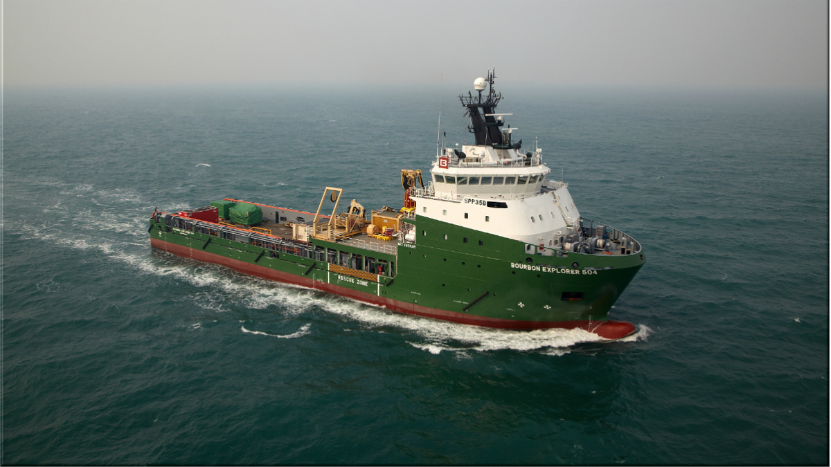 Five PSVs operating offshore Angola will have a new preventive management system installed