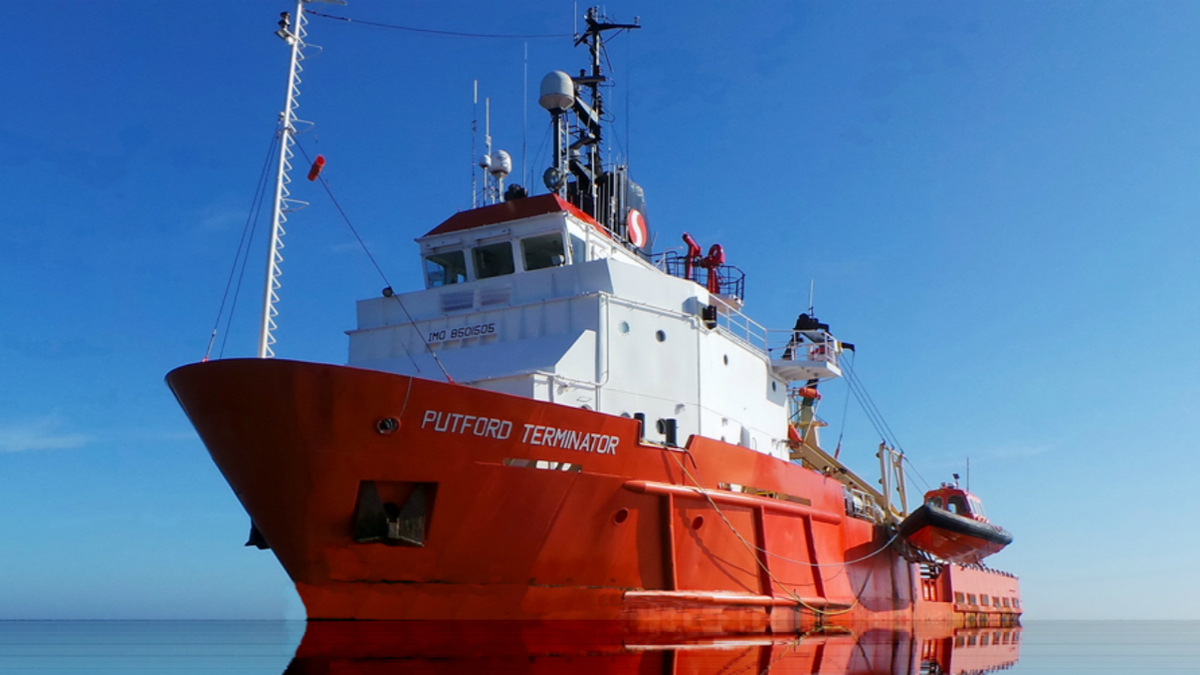 SEACOR Marine has been operating in the North Sea standby business since 2001